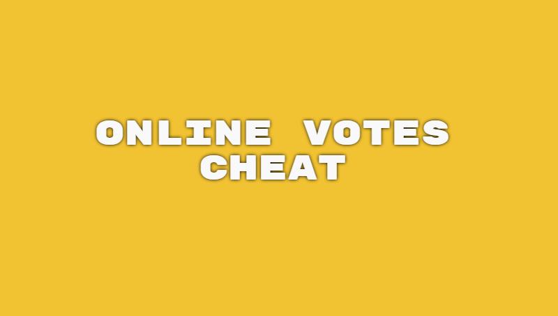 online-votes-cheat