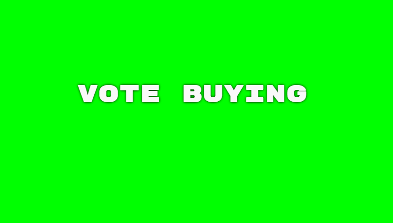 vote-buying
