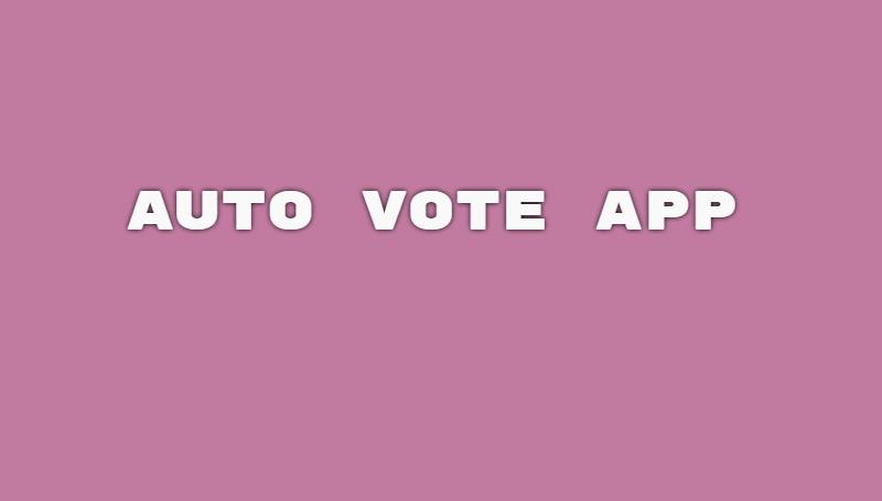 auto-vote-app